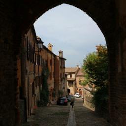 freetoedit myphotography architecture medievalarchitecture arch village oldtown savignanosulpanaro emilia italy🇮🇹 italy