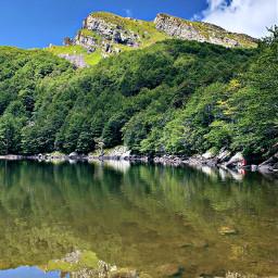 italy lake mountain mountainview enjoy