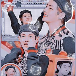 bts kimtaehyung tae v taetae tata bt21 edit picsart idol sweet cuteboy bangtanboys bangtansonyeondan freetoedit