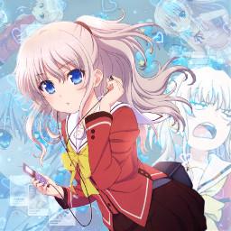 freetoedit charlotteanime anime animeedit animeaesthetic animeart art artsy