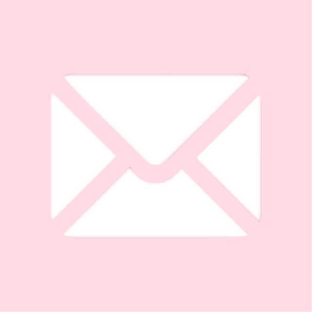 #email#app#shortcut#aesthetic#pink#lightpink#pinkaethetic#mail