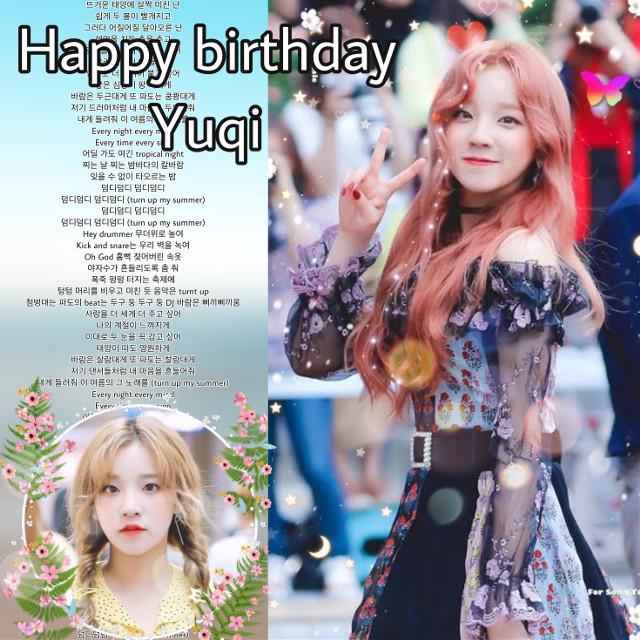 ~Why do i feel like i tried the hardest with this birthday edit?~ Idol: Yuqi (Song Yuqi) Group: (G)I-DLE Age: 21 🥳🎉 #yuqi #gidle #(g)i-dle #yuqigidle #gidleyuqi #happybirthdayyuqi #songyuqi #yuqisong #songyuqigidle