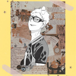 haikyuuedits tsukishima_kei freetoedit