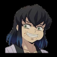 inosukehashibara inosuke demonslayer anime manga freetoedit