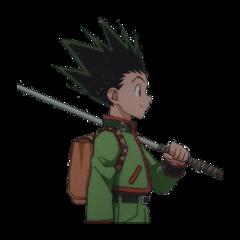 gonfreecs gon hunterxhunter hxh anime boya freetoedit