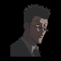 hunterxhunter hxh leorio anime freetoedit