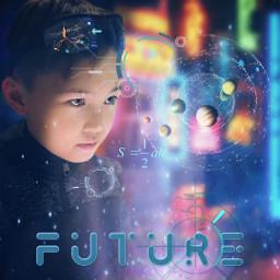 mynephew madewithpicsart picsart myedit school futuristic ciberpunk future