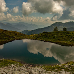 photography landscape mountain nature freetoedit