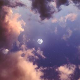 sky skies myphotography myedit skybyizzah editbyizzah cloud clouds star stars moon aesthetic purple purpleaesthetic aesthetics violet violetaesthetic pastel sunset dreamyaesthetic lofi pinkaesthetic pinkvibes purplevibes sunsetlover