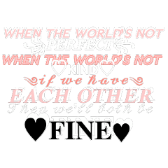 complex pink black white aesthetic love quote ifwehaveeachother theworldsnotperfect alecbenjamin song illbethere freetoedit