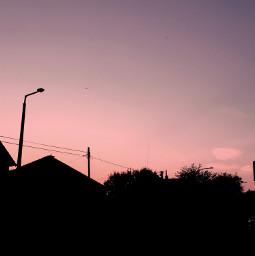 freetoedit photography hue pink photo sunset