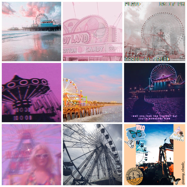 Thank you @_arrtemiy_ and @-_-sleepy_time-_-   Also everyone go check out @_3mmi3_ . She has something you can do for a private remix chat! Go check it out!     #carinval #aesthetic #blue #pink #purple #carnivalaesthetic