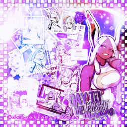 mirko mha mhaedit mhamirko myheroacademia myheroacademiaedit bnha bnhaedit bnhaedits anime animeedit animeedits purple