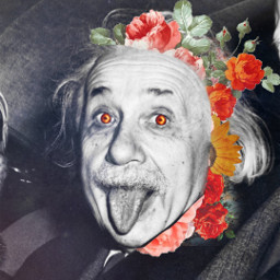 einstein blackhole space galaxi science flower freetoedit ecfloralface floralface