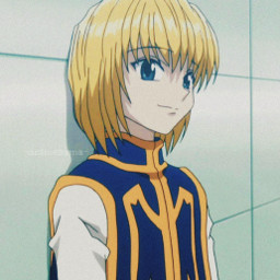 kurapika kurapikakurta hunterxhunter hxh hunterxhunter2011 hunterhunter blue animeaesthetic yellow yellowaesthetic profilepic profilepicture anime animeicon icon aesthtic pfp freetoedit