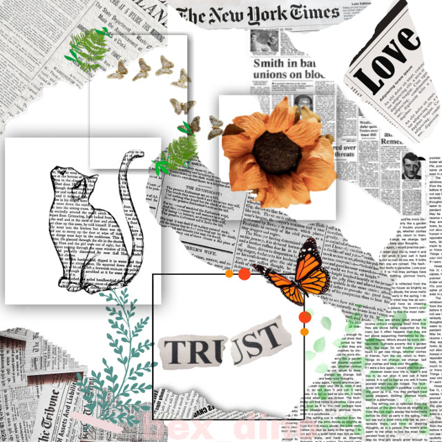 Im in love with this #newspaper #asthetic  ...I'm doing better since my last post, ive just been trying to keep my head up even tho I didn't get any comments... Anyways, I'm at 5 followers but I really hope we can make it to 10! And at least one comment on each of my posts ^^