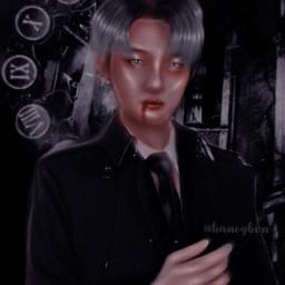 choiyeonjun yeonjun yeonjuntxt txt tomorrowxtogether manip manipulation manips kpop kpopmanips kpopedit manipulationedit dark evil