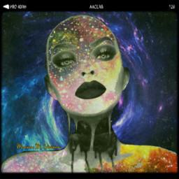 exposure dobleexposure mask efects exposicion dobleexposicion galaxy art artistic freetoedit