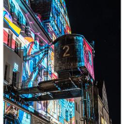 festivaloflights nightphotography longtimeexposure illuminated berlin myberlin