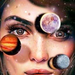 freetoedit satellite artist art bokeh