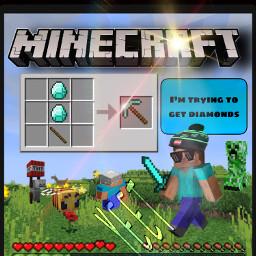 minecraftthumbnail freetoedit
