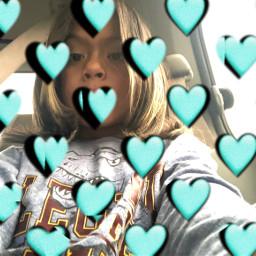 bluehearts freetoedit