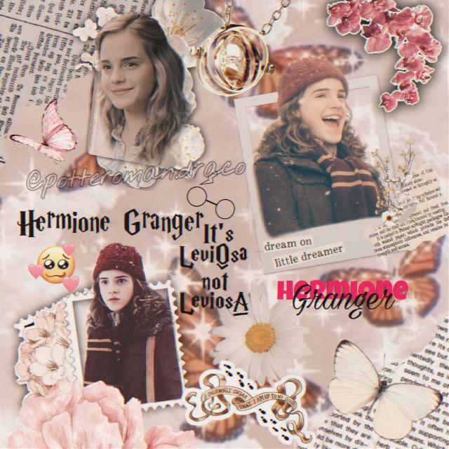 #freetoedit Hermione Granger Гермиона Грейнджер ❤ #гаррипоттер #гермиона #гермионагрейнджер #hermionegranger #hogwarts