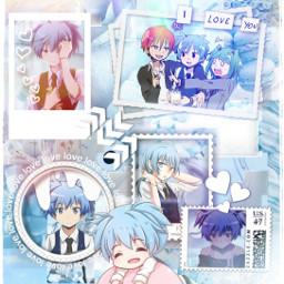 freetoedit anime ansatsukyoushitsu assasinationclassroom nagisashiota