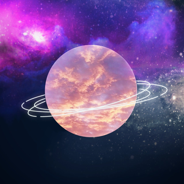 #planet #galaxy #sky #universe #solar #system #skies #replay #picsart #picsartedit