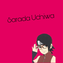 freetoedit saradauchiha anime boruto manga