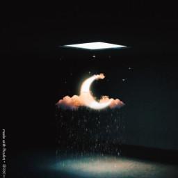 stars clods dream space fiction freetoedit