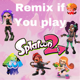 splatoon2 octoexpansion nintendoswitch addicted freetoedit