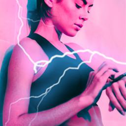 cyber cybereffect cybereffects lightning