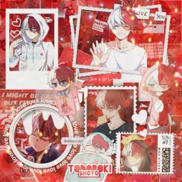 freetoedit anime bokunoheroacademia bnha myheroacademia mha shototodoroki todoroki