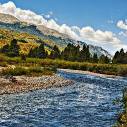 nature naturephotography river mountains colorado