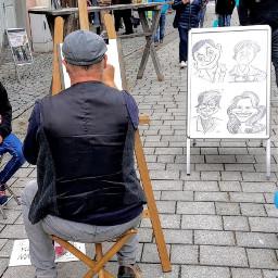 malen malerei skizze zeichnen straße straßenfest street streetphotography streetart inthecityilive inthecity myfoto myfotography myart mylife myphoto myphotoart