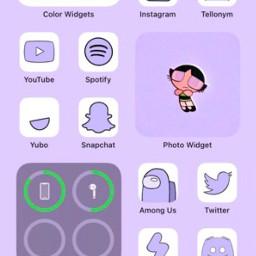 purple fcshowoffyourhomescreen showoffyourhomescreen