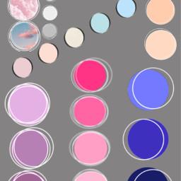 colourful colors palleteaesthetic