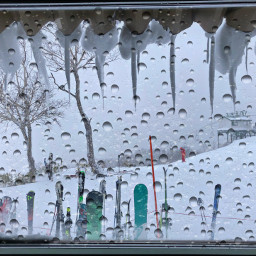 myphoto myedit winter windowview ski madewithpicsart picsarteffects japan hokkaido 冬天的窗外 srcrainonme rainonme freetoedit