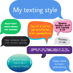 freetoedit texting cool howitext