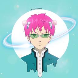 saikikusuo saikik anime drawing picsart freetoedit