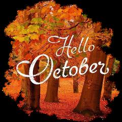 freetoremix october autumn fall leaf freetoedit