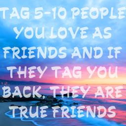 tagfriends truefriends