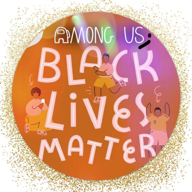 #blacklivesmattertoo #treatothersthewayyouwanttobetreated