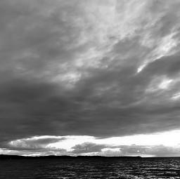 michigan greatlakes glenarbor cloudysky cloudyday lakemichigan pcblack&whitenature black&whitenature