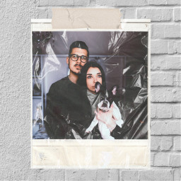 template polaroid portrait filmeffect polaroidframe vintage ripplemask plastic 90saesthetic freetoedit