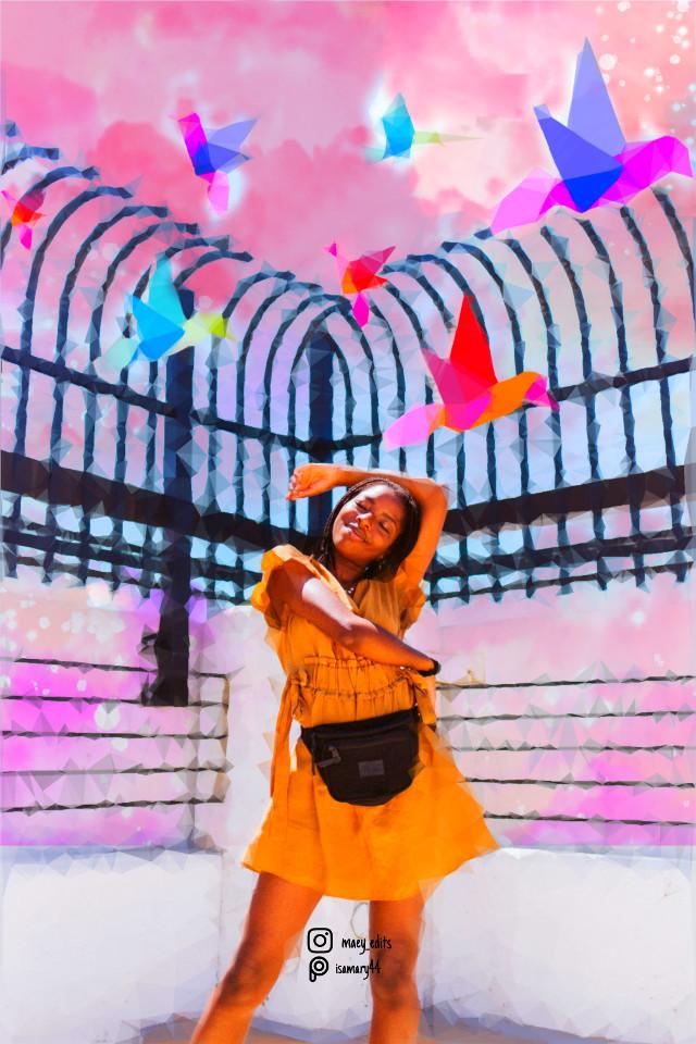 Pink Skies And Origami  • • • • • • • • • • • • • #pinkaesthetic #pinkskies #pinkclouds #pinksky #picsart #picsartchallenge #origamisticker #origamiart #origamistickers #origami #maeyedits #heypicsart #picsartstudio #editedbyme #editedwithpicsart #unsplashcommunity