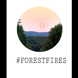 awareness forestfires smoke thesun
