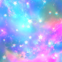 freetoedit glitter sparkle galaxy sky stars pastel universe cosmos glitch aesthetic cute kawaii holographic background overlay