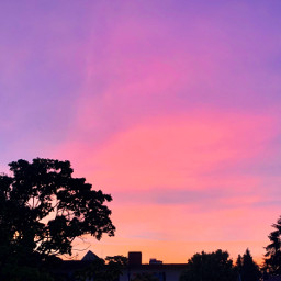 freetoedit seattle smoke fires sunset houses urban washington university uw outline crossprocess